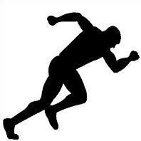Runner pictures clip art jpg black and white stock Runner Clipart | Free Download Clip Art | Free Clip Art | on ... jpg black and white stock