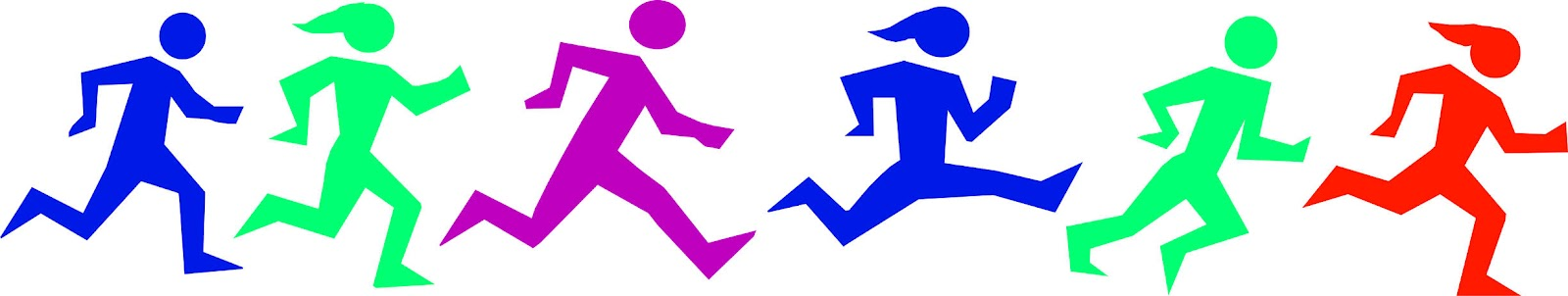 Runner pictures clip art picture black and white download Runners Clip Art & Runners Clip Art Clip Art Images - ClipartALL.com picture black and white download