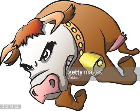 Running cow clipart svg free download Running Cow premium clipart - ClipartLogo.com svg free download