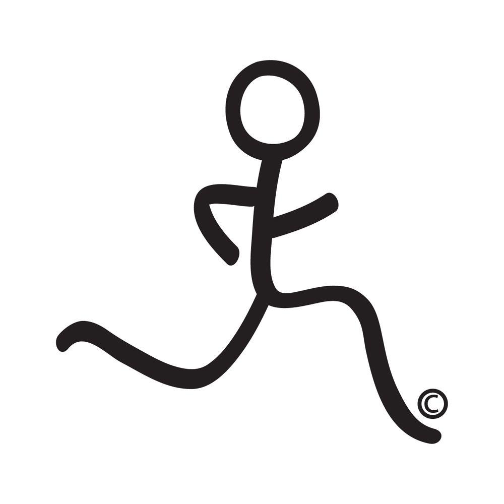 Running figure clipart jpg Running Stick Figure | Running | Stick figure running ... jpg