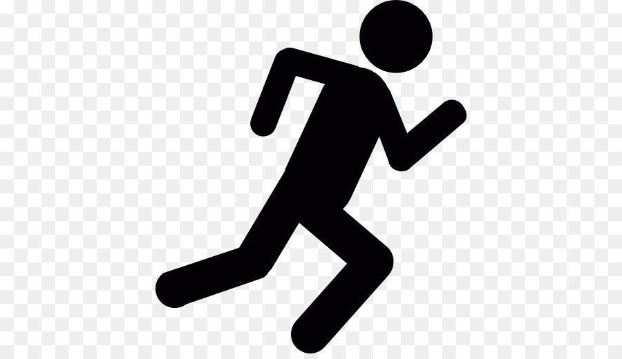 Running figure clipart png library Running Cartoon clipart - Graphics, Running, Silhouette ... png library