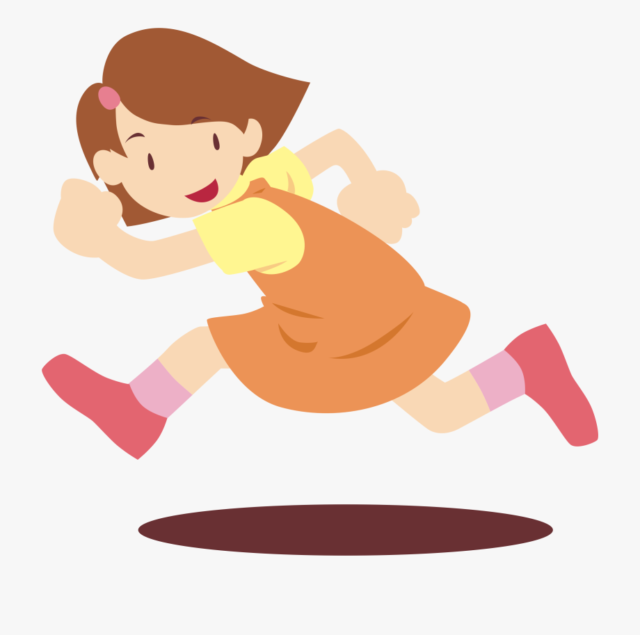 Running girl clipart clip royalty free library Girl Running Big Image Png Ⓒ - Running Girl Gif Png #79303 ... clip royalty free library
