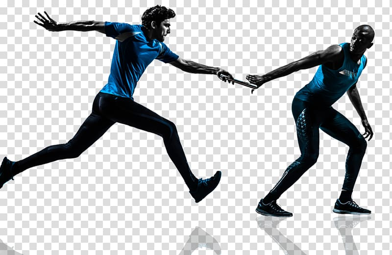 Running girl with baton clipart track and field png library download Relay race Sprint Track & Field, baton transparent ... png library download