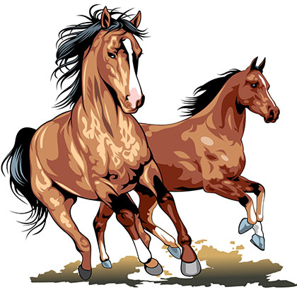 Running horses clipart royalty free Free Running Horse Cliparts, Download Free Clip Art, Free ... royalty free