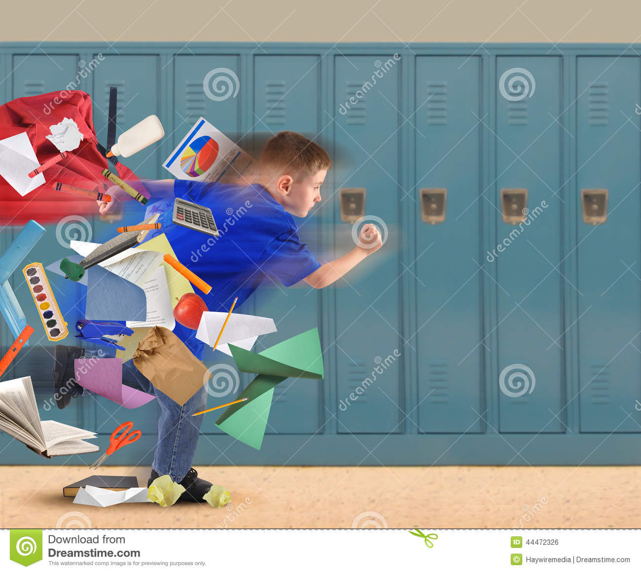 Running in the halls at school clipart free stock Running In The Hallway Clipart free stock