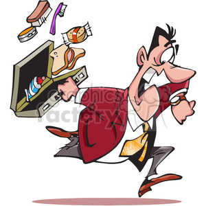 Running late clipart banner free download cartoon business man running late clipart. Royalty-free clipart # 388518 banner free download