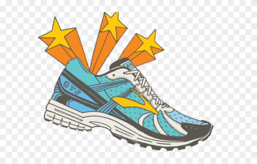 Running shoe images clipart freeuse stock Mens Running Shoe Clipart - Png Download (#936251) - PinClipart freeuse stock
