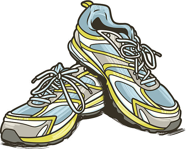 Running shoe images clipart picture transparent library Running shoes clipart » Clipart Station picture transparent library