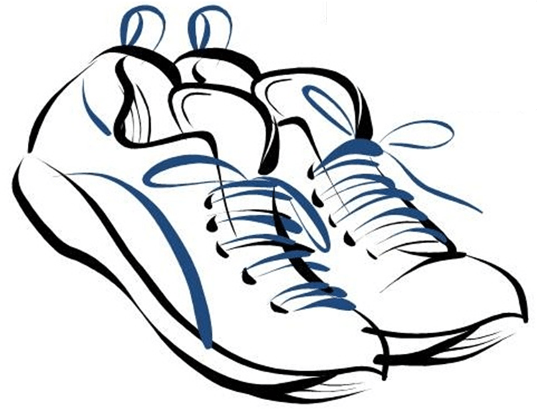 Running shoes pictures clipart graphic freeuse library Running shoes clipart free 3 » Clipart Portal graphic freeuse library