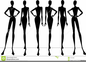 Runway model clipart clip art freeuse Free Runway Models Clipart | Free Images at Clker.com ... clip art freeuse