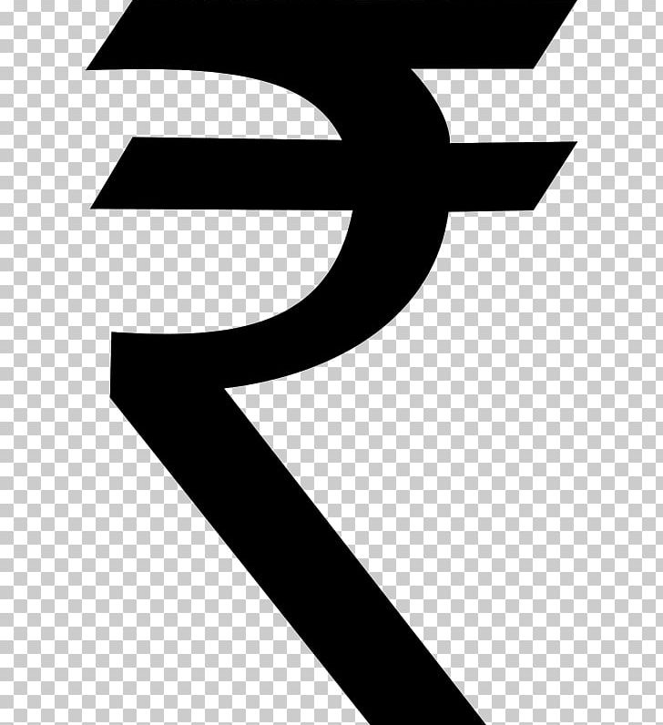 Rupee symbol clipart white library Indian Rupee Sign PNG, Clipart, Angle, Black, Black And ... library