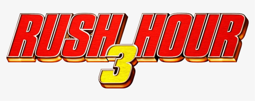Rush hour 3 clipart image royalty free library Rush Hour 3 Logo - Rush Hour 3 Transparent PNG - 800x263 ... image royalty free library