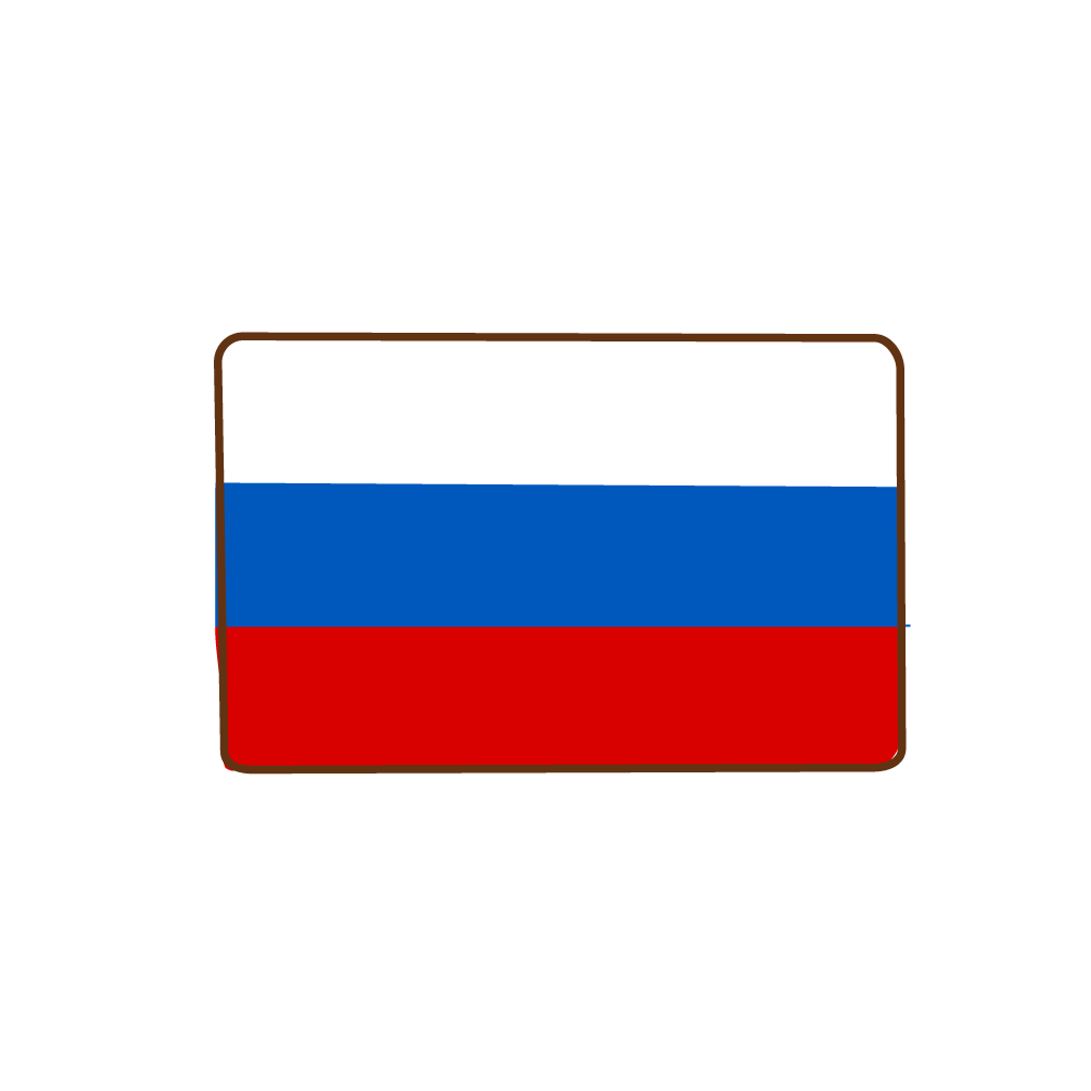 Russia icon clipart banner free library Flag of Russia Icon - Russian flag png download - 1000*1000 ... banner free library
