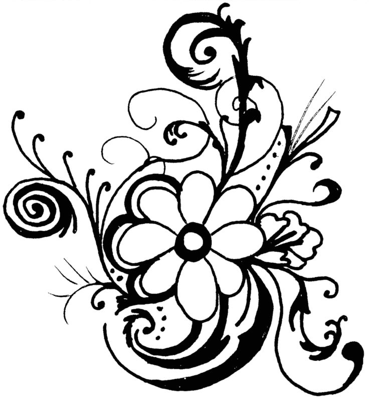 Rustic clipart black and white flowers in mason jar clip library library Mason Jar With Flowers Clipart | Free download best Mason ... clip library library