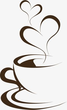 Rustic coffee mug clipart vector library stock 13 Best coffee cup images images in 2016 | Coffee cup images ... vector library stock