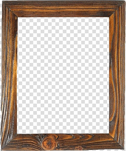 Rustic frame clipart graphic transparent library Rustic Wood Frames s, brown frame illustration transparent ... graphic transparent library