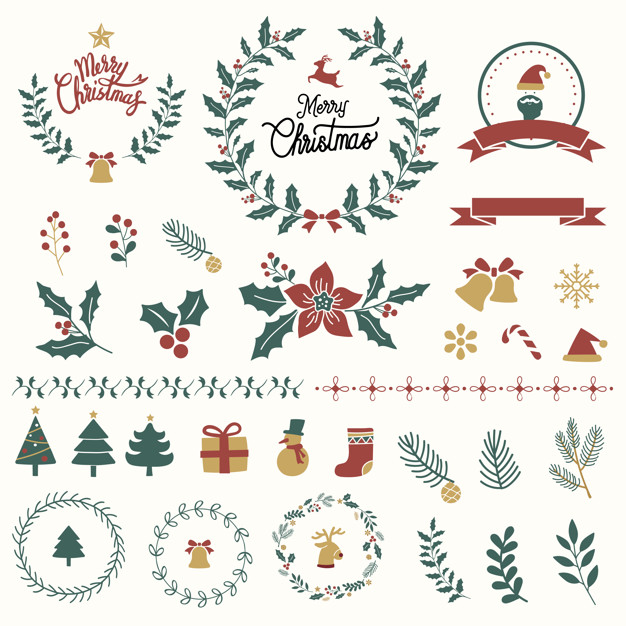 Rustic merry christmas clipart clip art royalty free Christmas vectors, +109,000 free files in .AI, .EPS format clip art royalty free