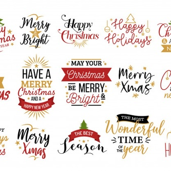Rustic merry christmas clipart vector library download Rustic Clipart merry christmas 9 - 338 X 338 Free Clip Art ... vector library download