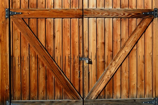 Rustic stable clipart svg black and white Cliparts Stable Door - Making-The-Web.com svg black and white