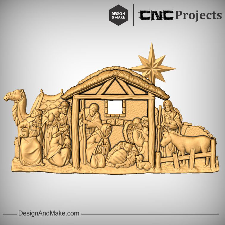 Rustic stable clipart jpg transparent download Design & Make Store - CNC Clipart jpg transparent download