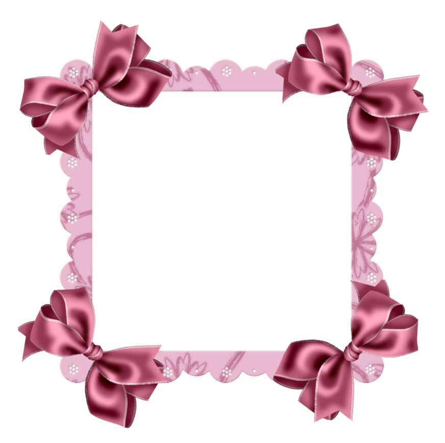 Rustic star png clipart picture transparent library Pink Transparent Frame with Bow | Gallery Yopriceville - High ... picture transparent library