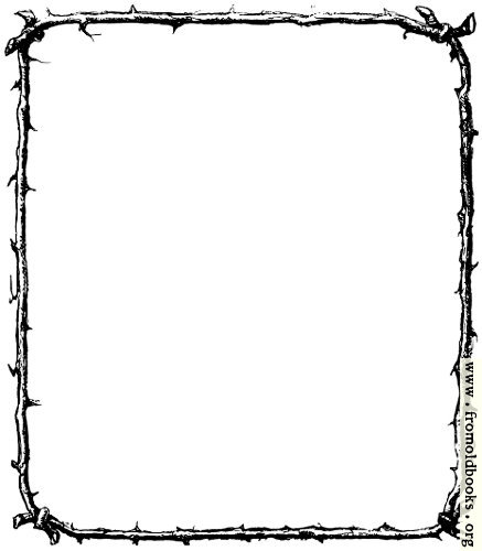 Rustic top boarder clipart black and white picture library download Rustic Border of Twigs picture library download