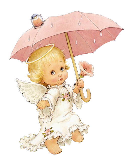 Ruth Morehead: Angel Holding Umbrella | CHRISTmas | Pinterest ... image transparent