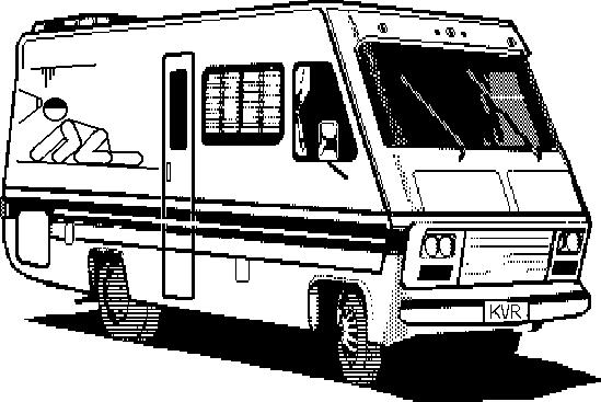 Rv clipart black and white png stock Free Rv Clipart Black And White, Download Free Clip Art ... png stock