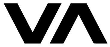 Rvca logo clipart picture black and white download RVCA Logo Vinyl Sticker Decal-Black-4 Inch picture black and white download