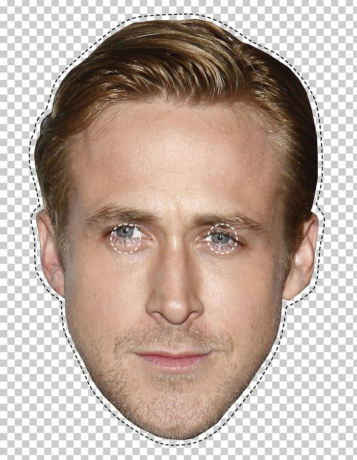 Ryan gosling clipart vector black and white stock Ryan Gosling Celebrity Mask PNG, Clipart, Actor, Celebrities ... vector black and white stock