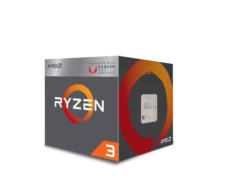 Ryzen cpu clipart clip freeuse download AMD RYZEN 3 2200G Processor clip freeuse download