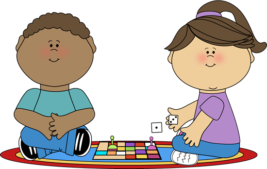 Kids playing games clipart freeuse download 7+ Board Games Clip Art | ClipartLook freeuse download