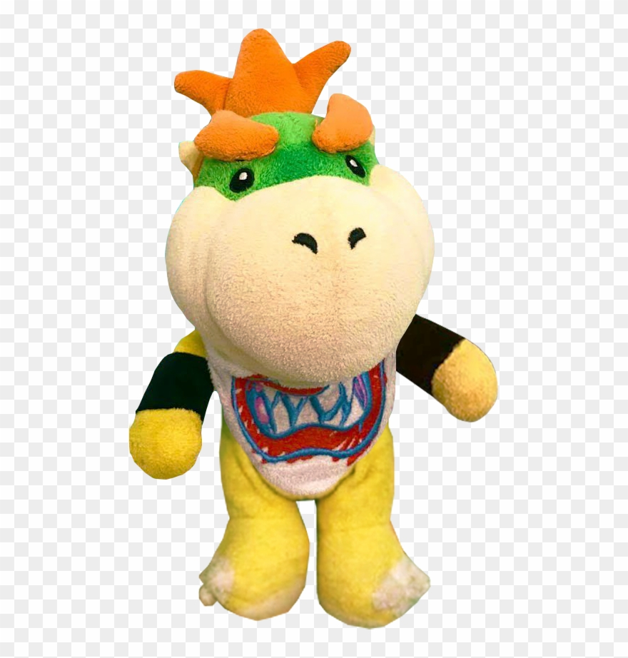 S m l clipart freeuse Bowser Jr Png - Bowser Jr Plush Sml Clipart (#1066408 ... freeuse