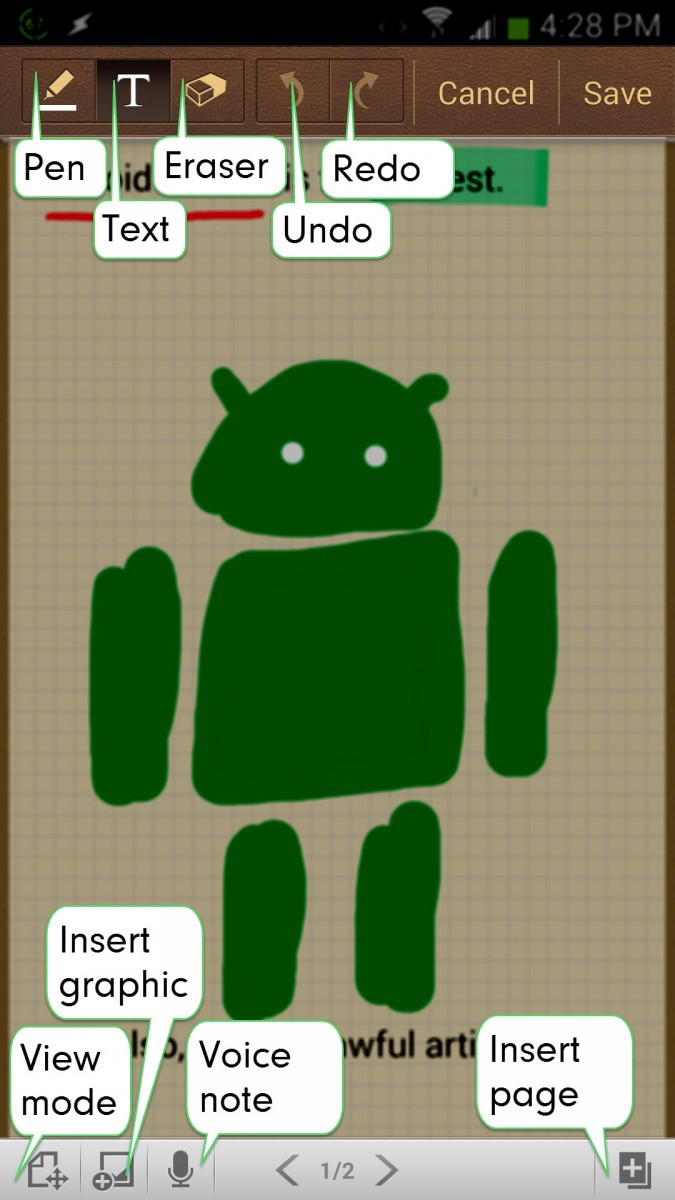 S memo clipart picture freeuse library How to use S Memo on the Samsung Galaxy S4 | Android Central picture freeuse library