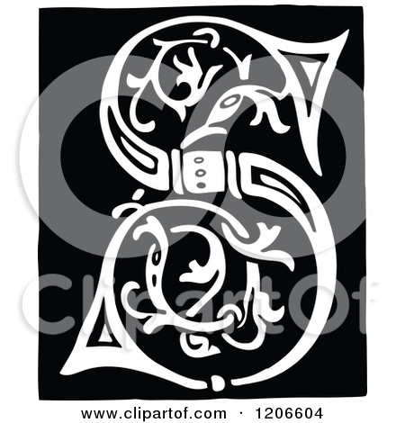 S monogram clipart free clip library S monogram clipart free - ClipartFest clip library