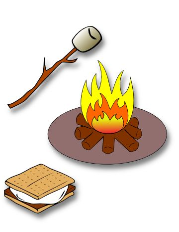 S mores clipart png black and white download S'mores Clipart | Free Download Clip Art | Free Clip Art | on ... png black and white download