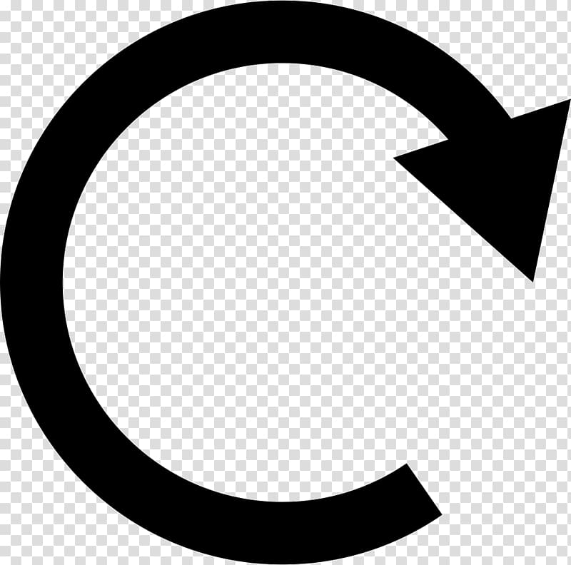 S5 logo clipart jpg transparent stock White recycling logo on black background, Reset button Icon ... jpg transparent stock