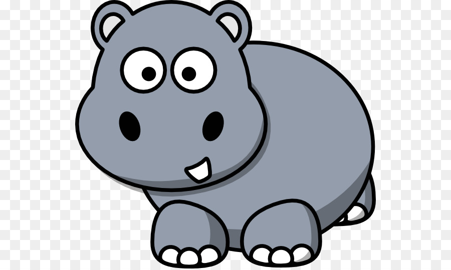 Peci hitam clipart clip Hippopotamus clipart mammal - 185 transparent clip arts ... clip