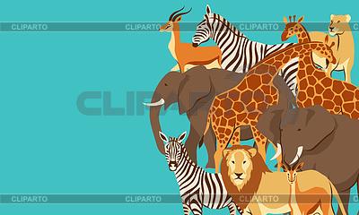 Sabana clipart jpg royalty free download Sabana | Fotos Stock y Clipart vectorial EPS | CLIPARTO jpg royalty free download