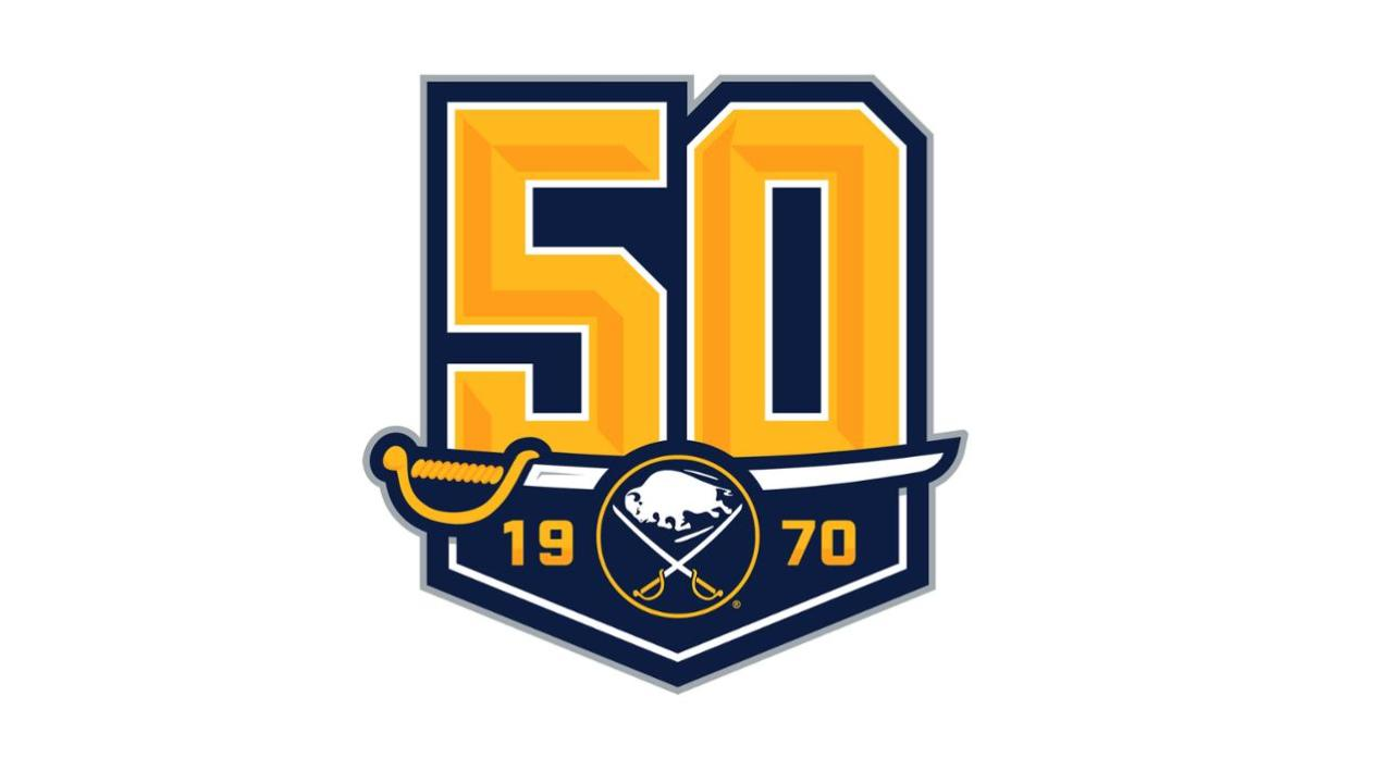 Sabres logo clipart download Buffalo Sabres unveil \'50th anniversary\' logo download