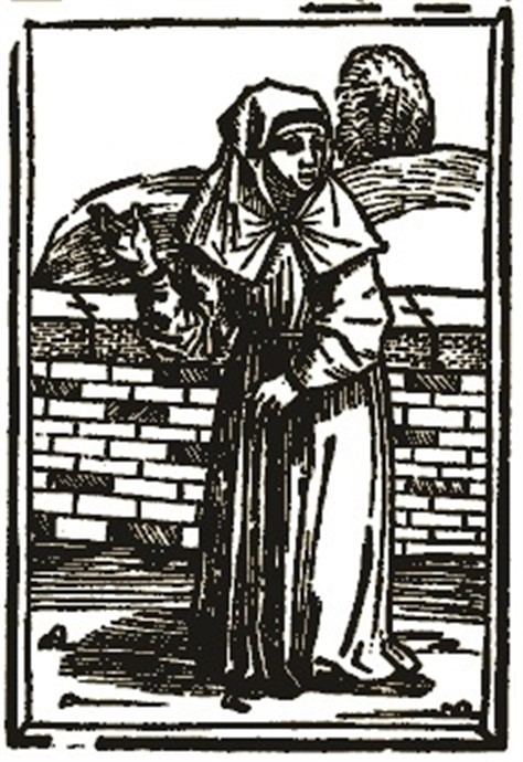 Sacerdotes monjas iglesia catolica clipart black and white clip art royalty free ¿Quiénes eran las beguinas? clip art royalty free