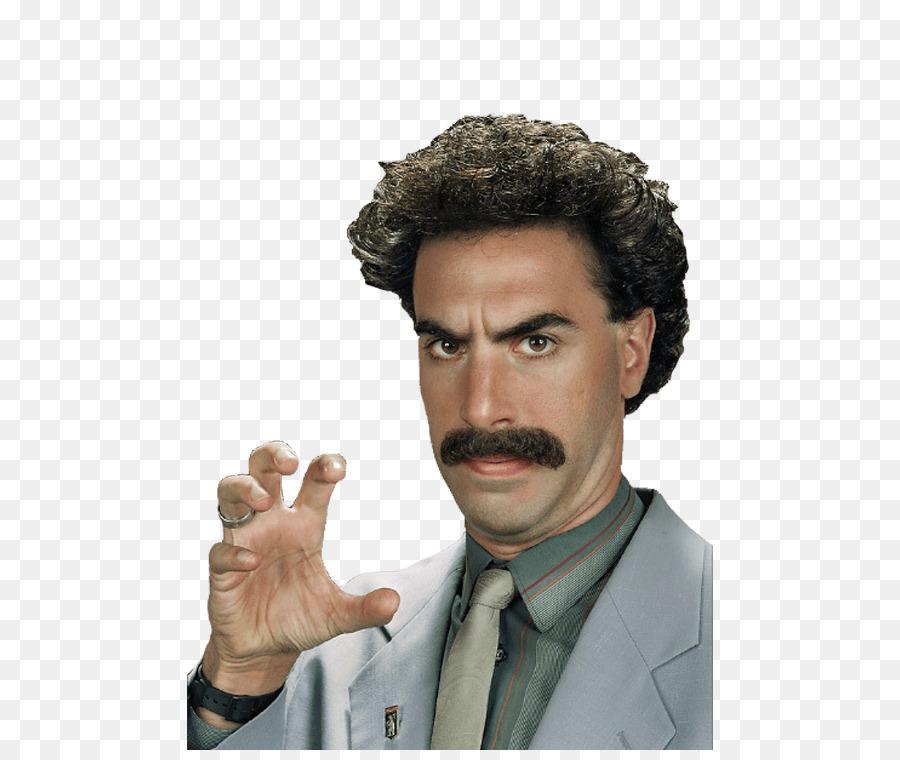 Sacha baron cohen clipart vector free Hair Cartoon clipart - Head, Moustache, transparent clip art vector free
