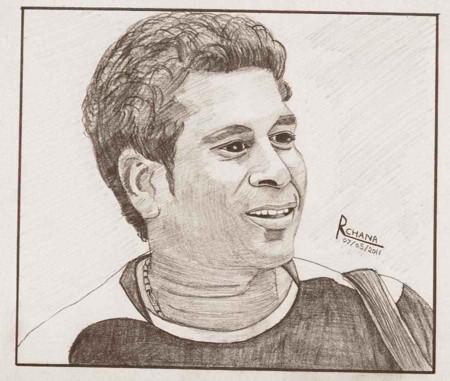 Sachin clipart svg black and white stock Sachin tendulkar clipart » Clipart Portal svg black and white stock