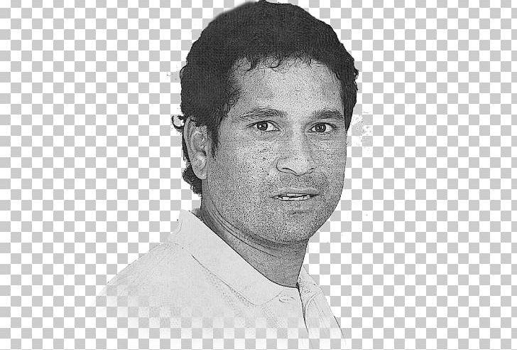 Sachin clipart svg stock Sachin Tendulkar India National Cricket Team Black And White ... svg stock