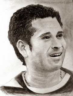 Sachin clipart graphic library library Sachin tendulkar clipart » Clipart Station graphic library library