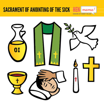 Sacraments clipart png freeuse download Sacrament of Anointing of the Sick Clip Arts | Clipart ... png freeuse download