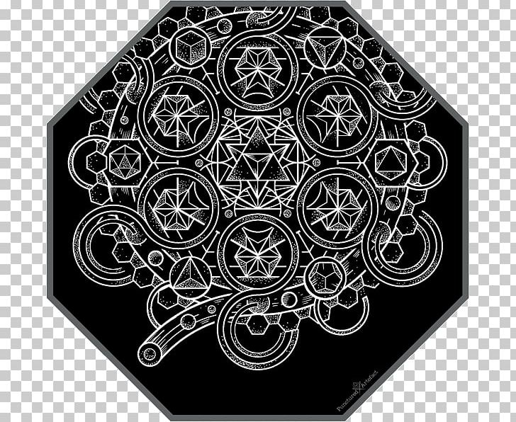 Sacred geometry black and white clipart jpg freeuse stock Sacred Geometry Art Pattern PNG, Clipart, Art, Black, Black ... jpg freeuse stock