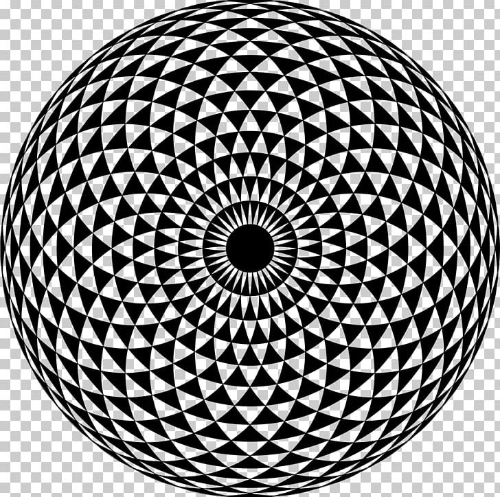 Sacred geometry black and white clipart svg black and white download Sacred Geometry Torus Drawing Mandala PNG, Clipart, Art ... svg black and white download