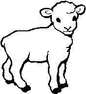 Sacrificial lamb clipart clip download Sacrificial lamb clipart 5 » Clipart Portal clip download