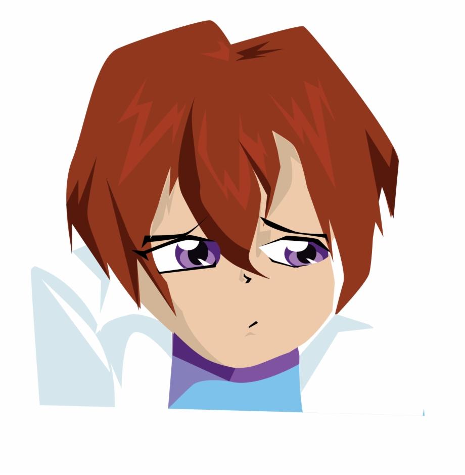 Sad anime clipart png transparent Clipart Sad Anime - Sadness - cry face png, Free PNG Images ... png transparent